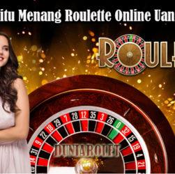Taktik Jitu Menang Roulette Online Uang Resmi